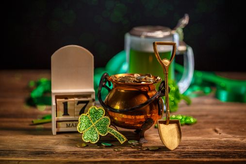 Image of blog post Celebrating all things Irish!