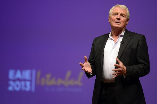 Image of blog post EAIE 2013: Paddy Ashdown takes centre stage