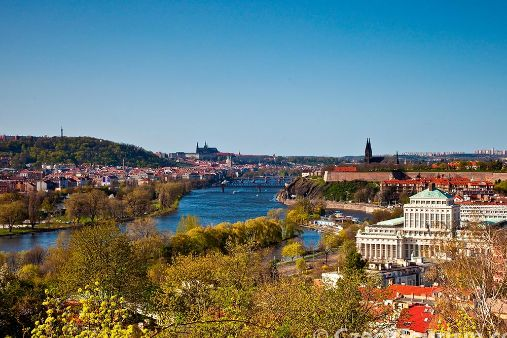 Image of blog post Discover Prague: the enchanting city in the heart of Europe