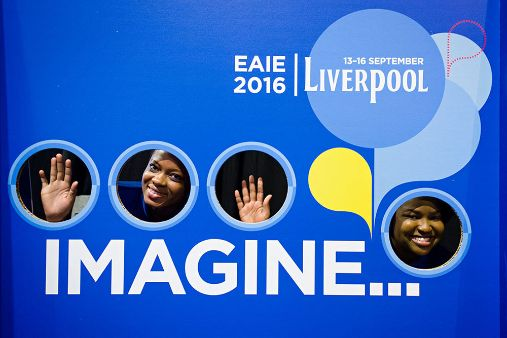 Image of blog post Imagine EAIE 2016