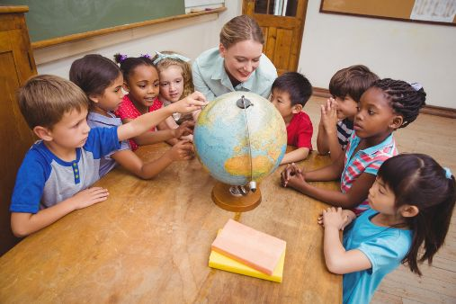 Image of blog post Start them young: primary school teachers should teach SDGs