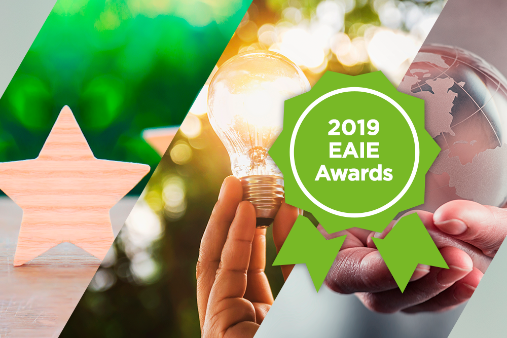 Image of blog post A new era of excellence: the 2019 EAIE Award winners