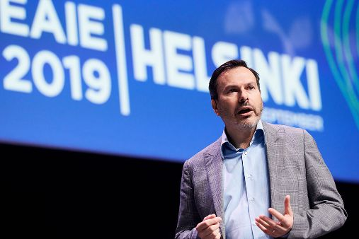 Image of blog post Simon Anholt's call for a 'good generation'