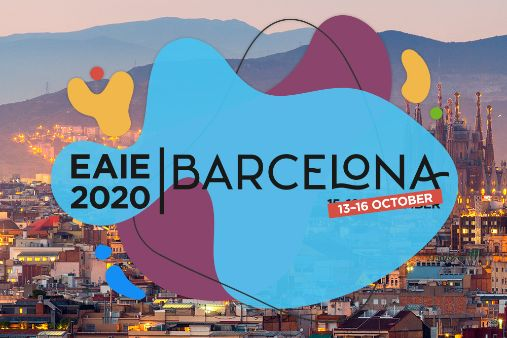 Image of blog post 2020 EAIE Conference & Exhibition rescheduled to 13–16 October