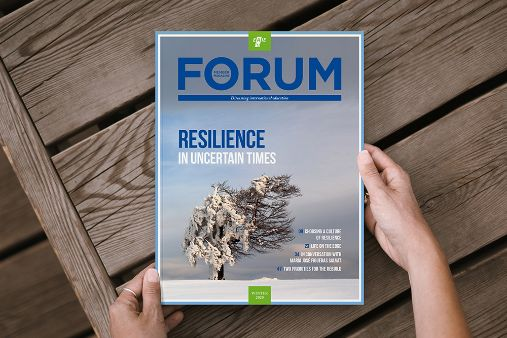 Image of blog post Resilience in uncertain times