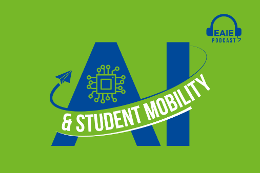 Image of blog post Allan Goodman: AI and student mobility