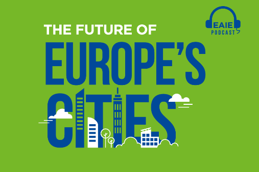 Image of blog post Ine Vandecasteele: The future of Europe's cities