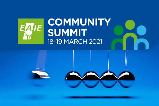 Image of blog post 2021 EAIE Community Summit: The impact imperative