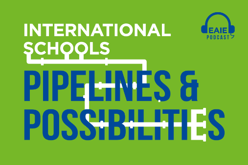 Image of blog post Nico Evers: International schools – pipelines and possibilities