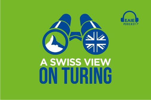 Image of blog post Robert Buttery: A Swiss view on Turing
