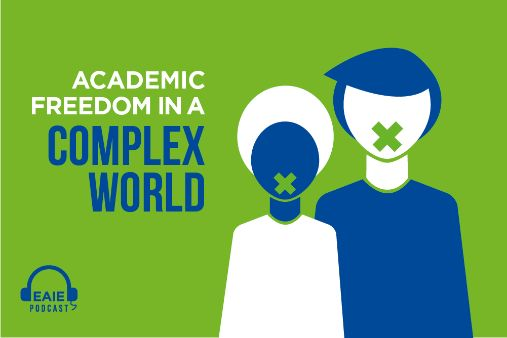 Image of blog post Sinead O'Gorman: Academic freedom in a complex world
