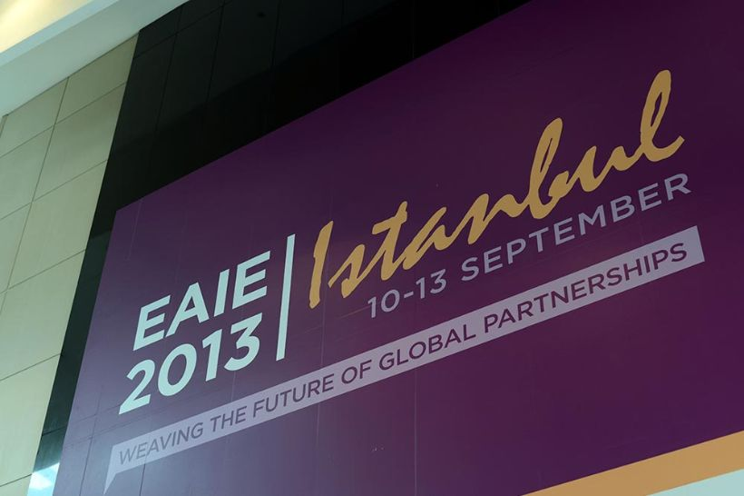 Discover EAIE Istanbul 2013!