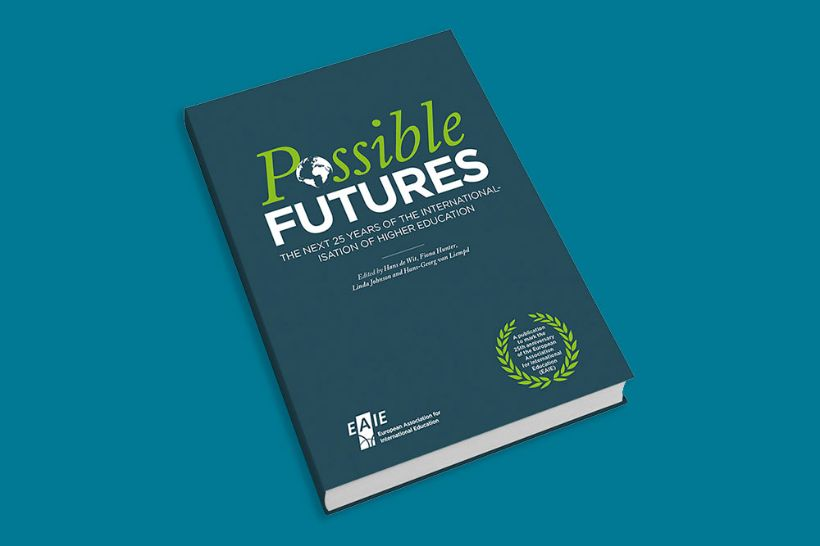 Possible Futures: The next 25 years of the internationalisation of higher education