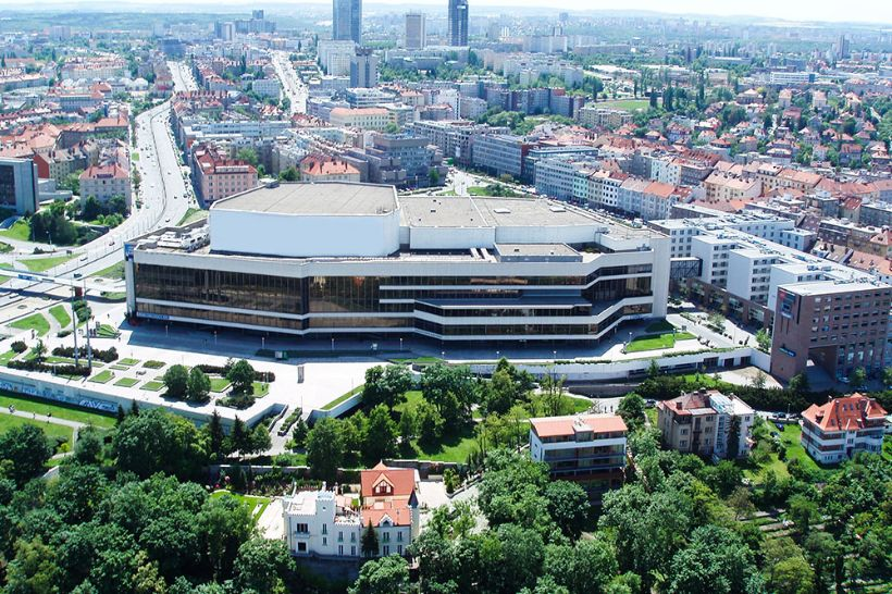 Discover EAIE Prague 2014: Europe's largest international education conference