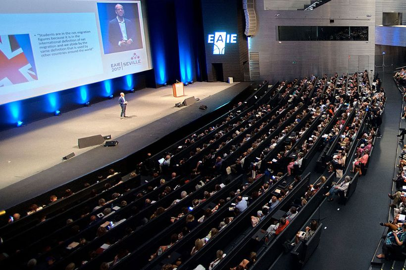 EAIE Seville 2017: what international higher education can accomplish