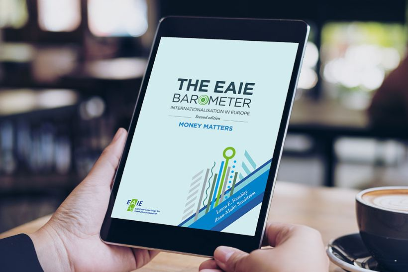 New EAIE report challenges assumptions on influence of 'money matters'