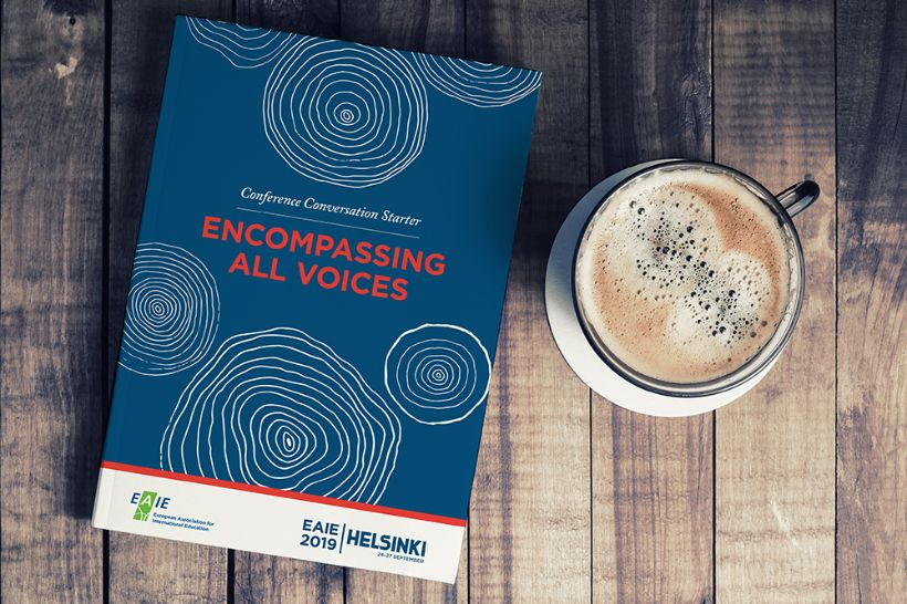 Encompassing all voices: the 2019 Conference Conversation Starter