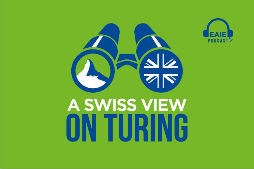 Robert Buttery: A Swiss view on Turing