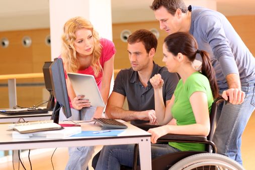 Image of blog post Why are students with disabilities missing out on an international experience?