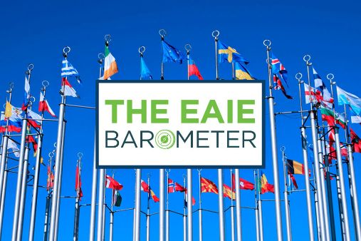 Image of blog post The face of internationalisation in Europe: brand new EAIE study unveiled