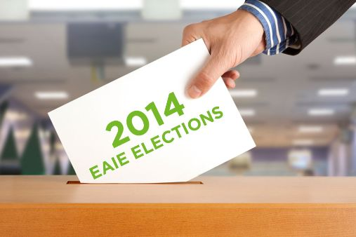 Image of blog post EAIE Election results are revealed