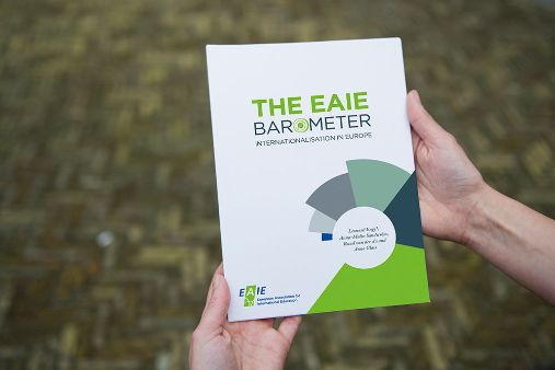 Image of blog post Revealing the state of internationalisation in Europe: the EAIE Barometer results are out