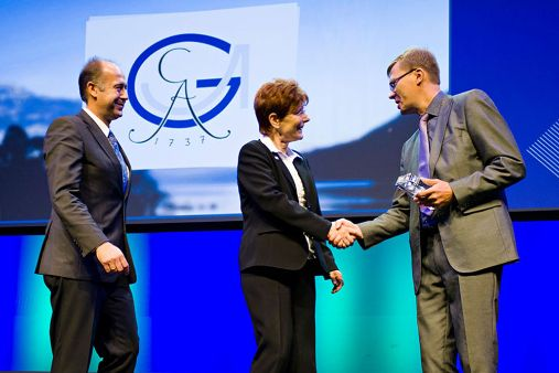 Image of blog post Inspirational leaders: the 2015 EAIE Award winners