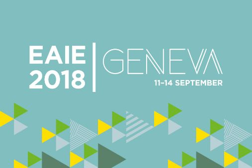 Image of blog post Facing outward: EAIE Geneva 2018