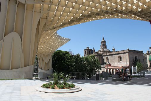 Image of blog post Discover Seville: a city with a rich history and modern appeal
