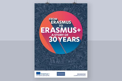 Image of blog post Erasmus+ midterm review: the EAIE's perspective