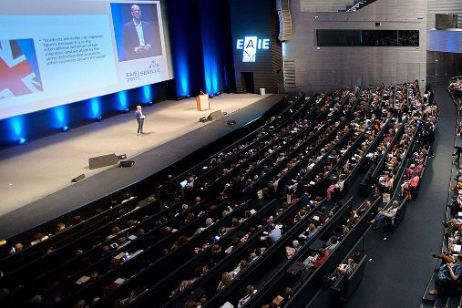 Image of blog post EAIE Seville 2017: what international higher education can accomplish