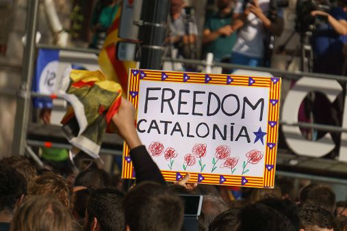Image of blog post Catalonia and the role of international education