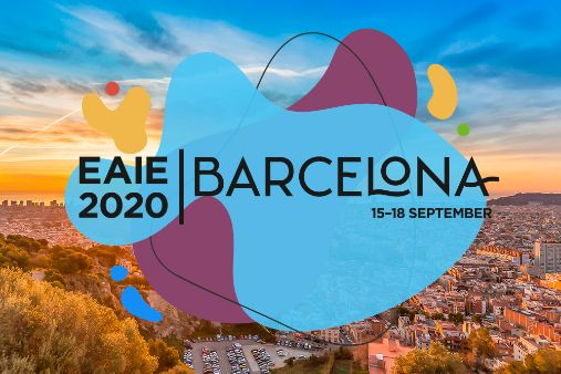 Image of blog post Viva! EAIE Barcelona 2020