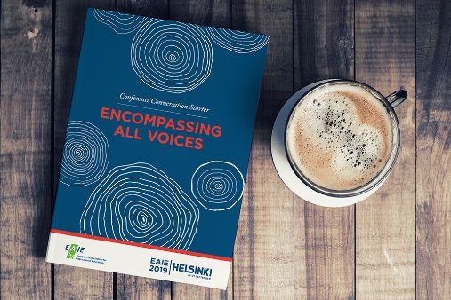 Image of blog post Encompassing all voices: the 2019 Conference Conversation Starter
