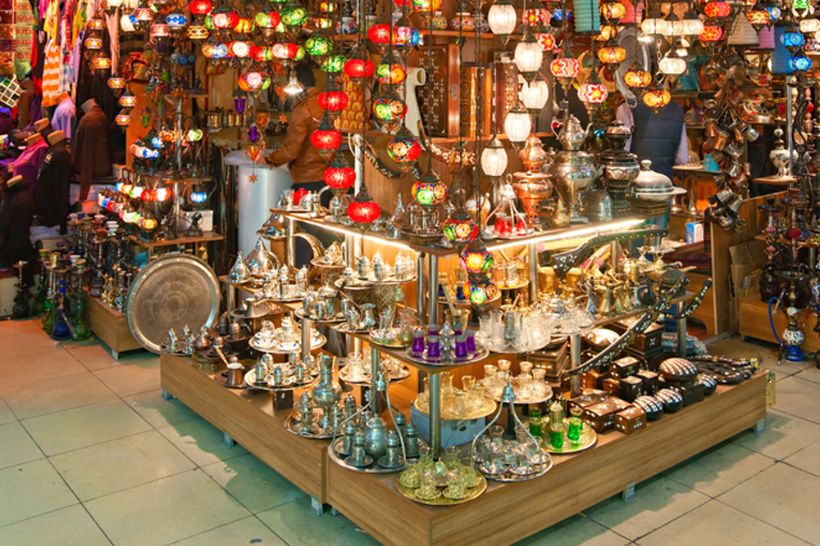Get ready to haggle in the Grand Bazaar