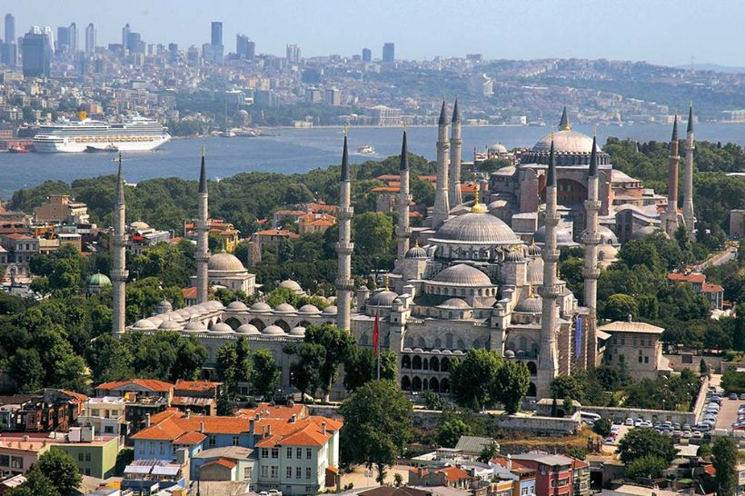 City escapes: explore the surroundings of Istanbul