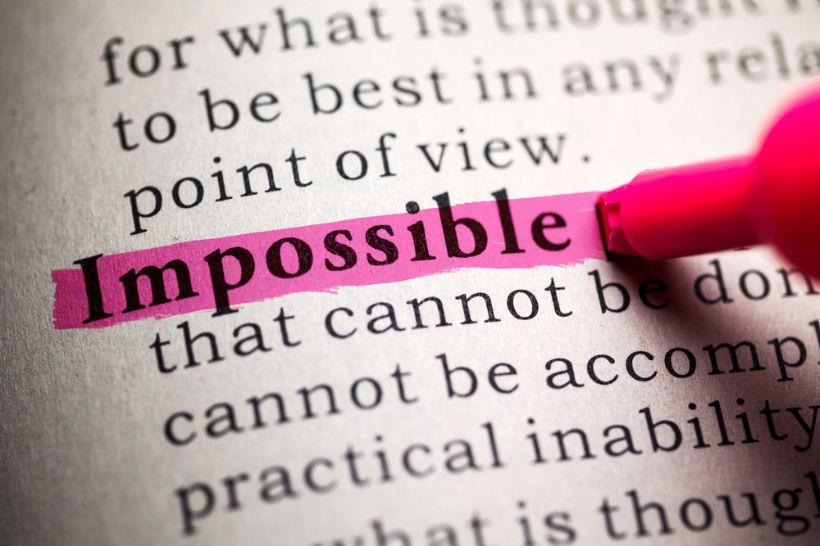 "The art of presenting and believing ""I'm possible"""