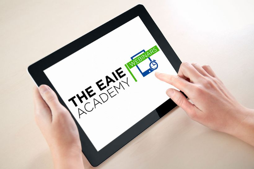 Brand new EAIE Webinars set to launch!