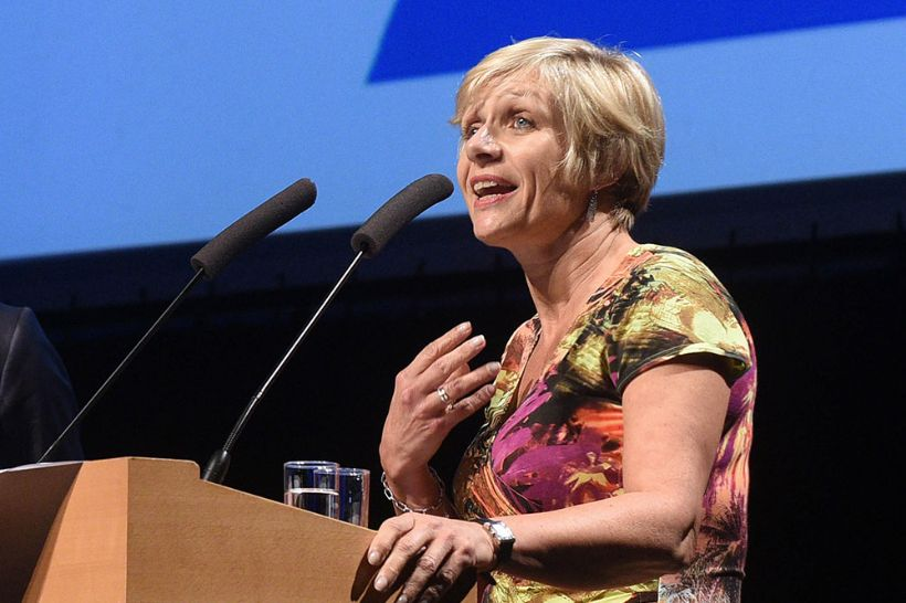 New EAIE President is centre stage