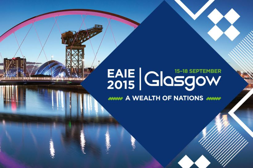Explore Scotland's largest city during the EAIE Conference in Glasgow