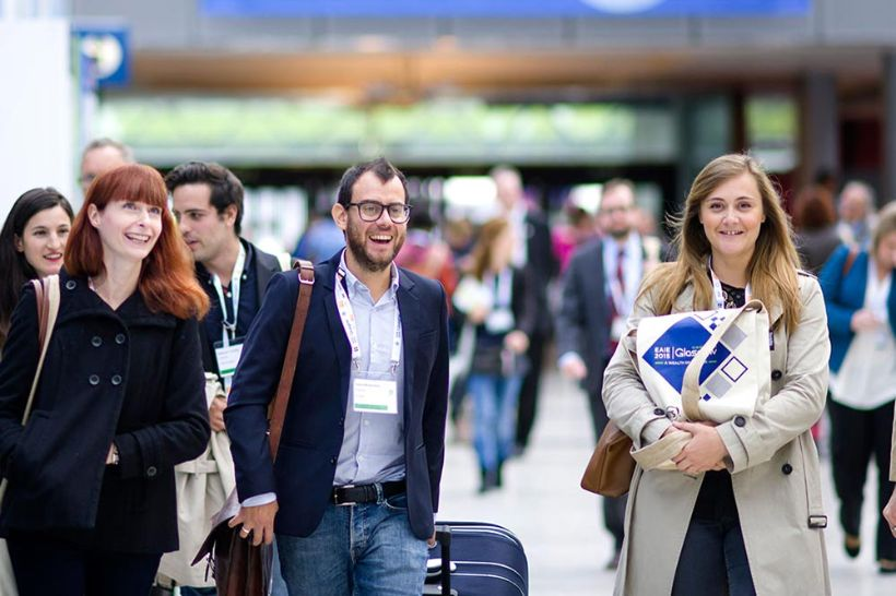 Relive moments from EAIE 2015 in Glasgow