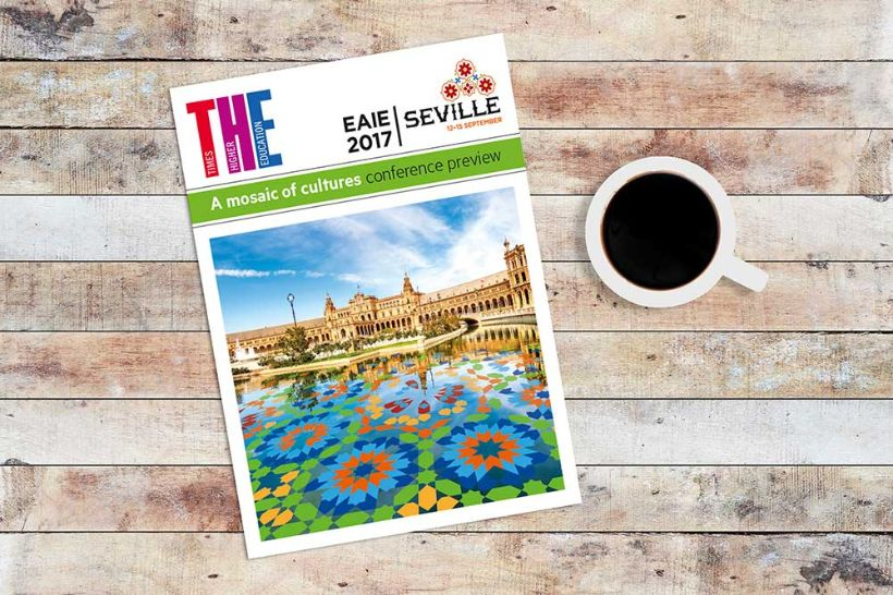 The EAIE partners with Times Higher Education