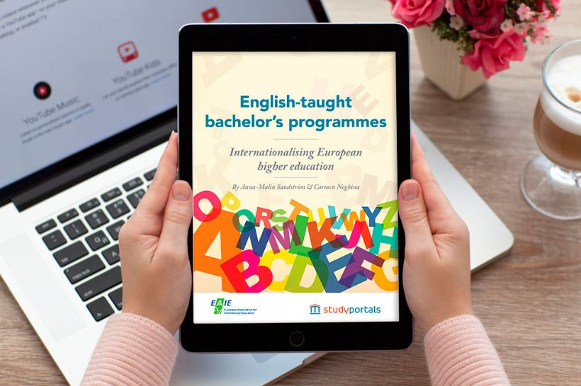 The EAIE and StudyPortals partner to study the impact of English-taught bachelor's in Europe