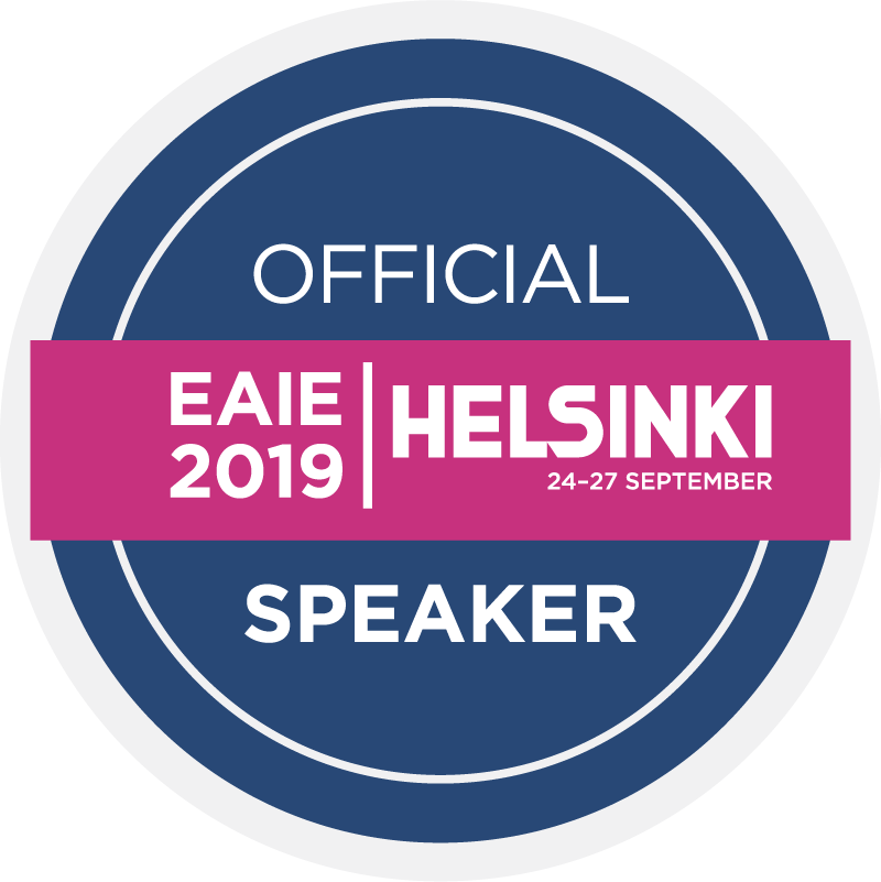 EAIE Conference speaker resources| International higher
