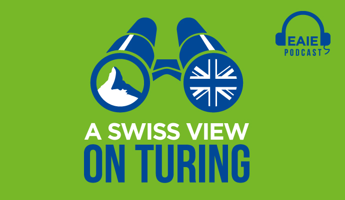 Podcast: A Swiss view on Turing